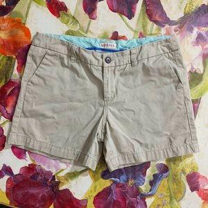 Merona Khaki Shorts - 6
